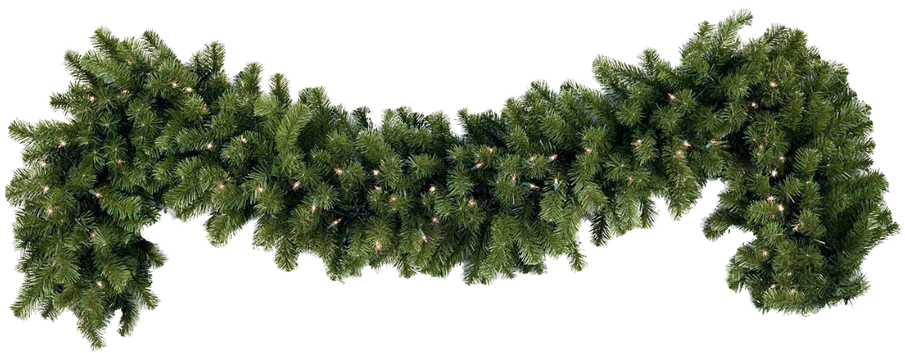 Christmas Garland Png - Xmas garland png 2 by iamszissz on DeviantArt