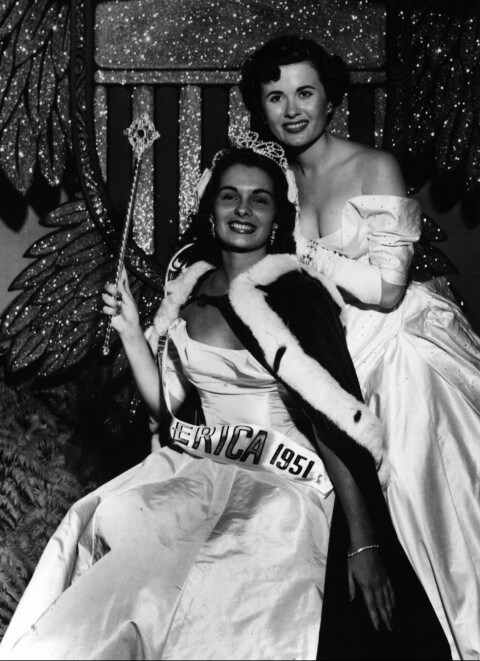 Yolande Fox Png - Yolande Betbeze Fox, a Miss America who rebelled, dies at 87 - The ...