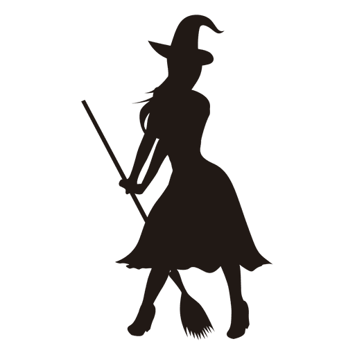 Witch Png Silhouette Free Witch Silhouette Png Transparent Images 14578 Pngio