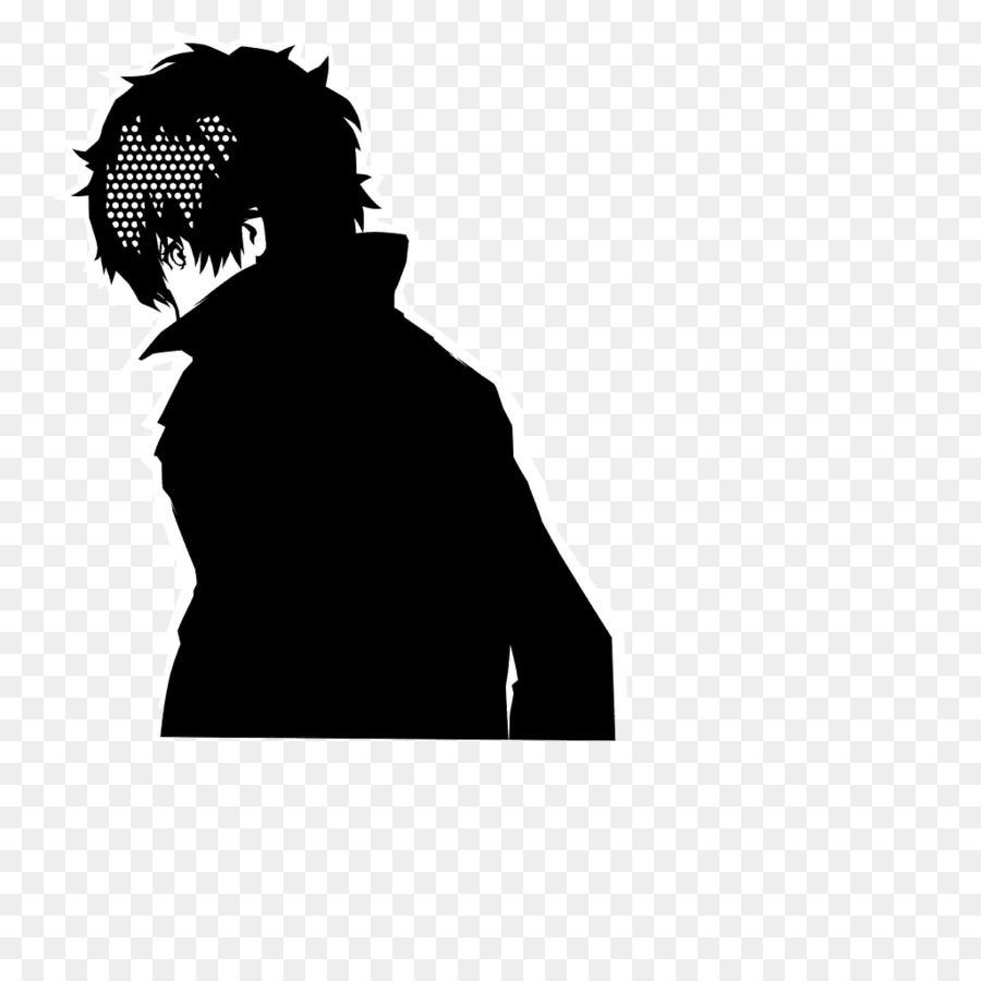 Human Silhouette 5png - youtube png download - 1024*1024 - Free Transparent Persona 5 png ...