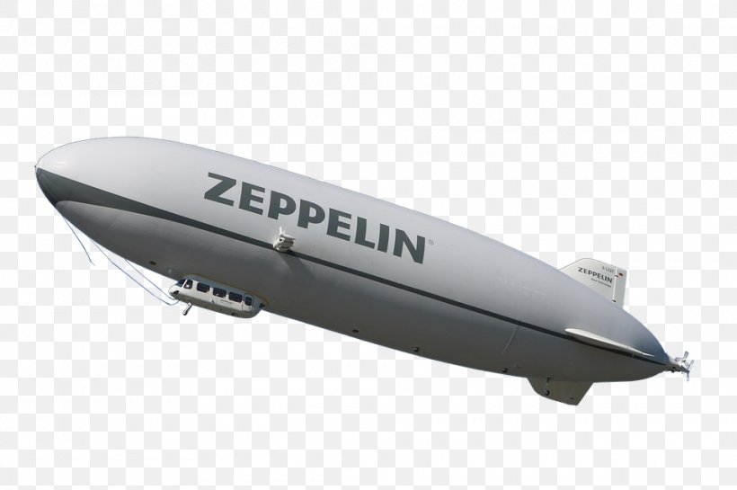 Airship Png - Zeppelin Airship Aircraft Airplane, PNG, 960x639px, Zeppelin ...