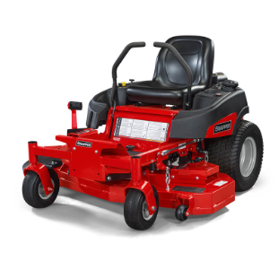 Zeroturn Mower Png - Zero-Turn Riding Lawn Mowers | Snapper
