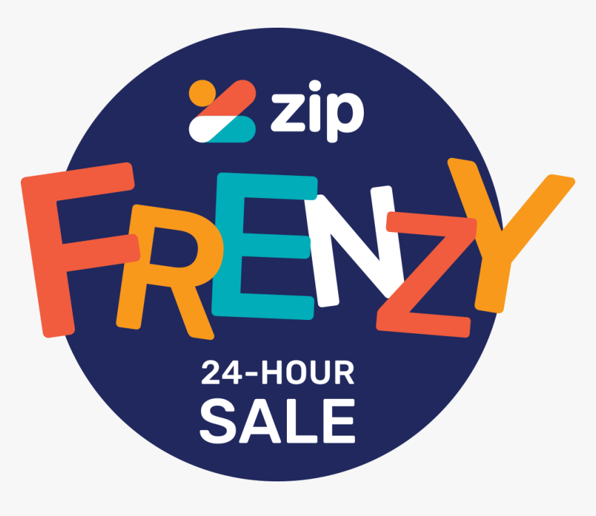 Circle Frenzy Png - Zip Frenzy Sale - Circle, HD Png Download , Transparent Png Image ...