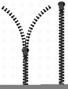 Zipper Black And White Png - Zipper Clipart Black And White | Free Images at PNGio - vector ...