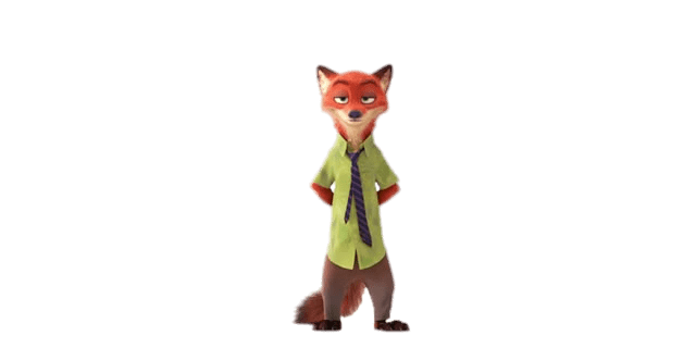Nick Wilde Png - Zootopia Nick Wilde the Fox transparent PNG - StickPNG